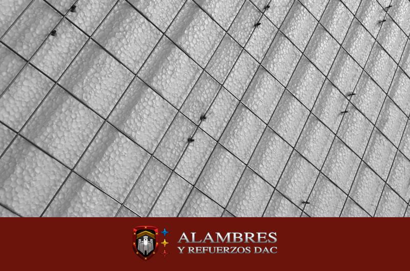 panel constructivo para la construcción en México Alambres y Refuerzos