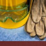 El equipo de seguridad de un trabajador