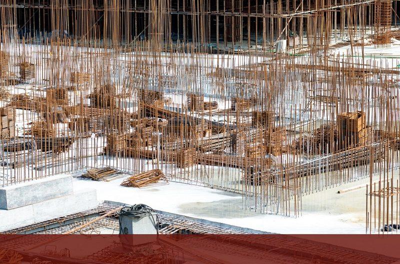 Materiales de acero para construcción