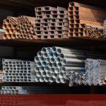 Baja producción mundial de acero