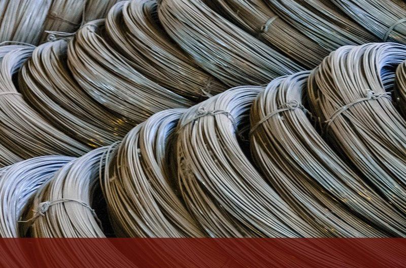 venta de alambres de acero