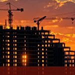Contracción para el sector de la construcción en México