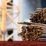 fábrica de acero en Italia sigue alambres y refuerzos