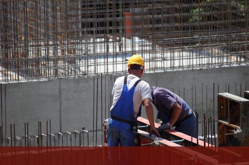 construcción y acero