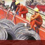 Mercado de los aceros con covid-19